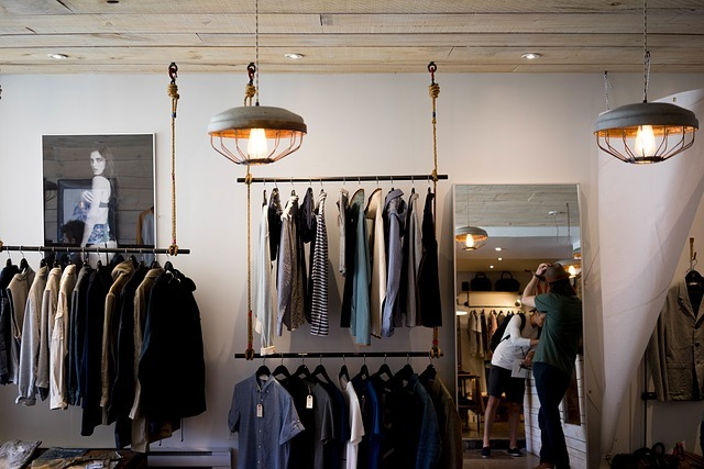 In 12 South, boutiques and restaurants are housed in vintage, revitalized spaces